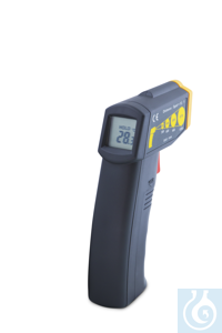 Digital measuring device type 12200 HANDHELD INFRARED THERMOMETER WITH LASER...