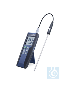 Precision digital measuring device type 13760, with Pt100 PRECISION...
