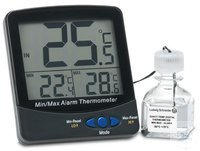 5Artikelen als: Digital Exact-Temp thermometers Digital Exact-Temp Min/Max bottlethermometer...