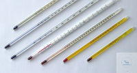 6Artículos como: General purpose thermometers -20+150°C in 1°C, blue Thermometers, general...