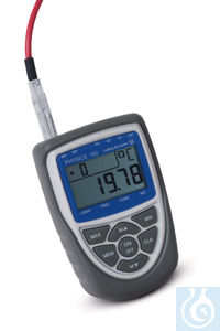 2Artikelen als: Measuring device PHYSICS 100-1, 1 input for Pt100, resolution 0,01 °C PHYSICS...