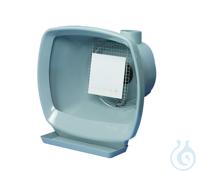 Sprühbox mit Ventilator, 230 V,  Kleinabzug für den Labortisch...