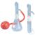 Reagenzglaszerstäuber,  12 ml - zum Aufnebeln kleinster Mengen an Reagenzien...
