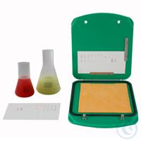 Derivapress® Compact,  für TLC/HPTLC-Platten 100 x 100 mm...