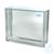 Standard-Trennkammer mit Glasdeckscheibe,  für TLC-Platten 200 x 200 mm *...