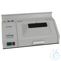 UV-Box 2 in 1: 254 / 366 nm, 230 V -> mit automatischer UV-Abschaltung beim...