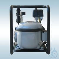 Flüsterkompressor für HPTLC-Applikator AS 30, 230 V - extrem niedriger...