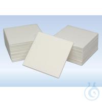 Filterkarton 40 x 40 mm für HPTLC-Applikator AS 30 VPE: 1 Packung à 25 Stück