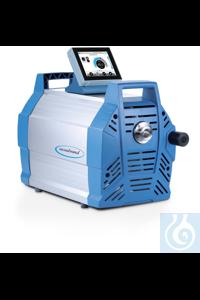 VARIO® Membranpumpe MD 12 VARIO select --- Vakuum-Controller VACUU·SELECT mit...