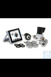 Package fine vacuum control VACUU·SELECT + VSP 3000, KF DN 16 --- Complete...