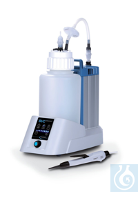 BioChem-VacuuCenter BVC professional, with 4l bottle made of PP, 230 V /...