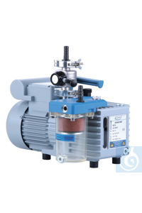 Rotary vane pump package RZ 2.5 with oil mist filter and 230 V / 50-60 Hz,...