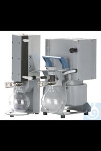 Chemistry vacuum system MD 4C NT +AK+EKP, three stage, 230 V / 50-60 Hz, w/o...