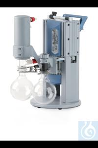 Chemistry vacuum system MD 1C + AK + EK, 230 V / 50-60 Hz, CEE mains cable...