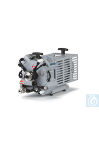 Chemistry diaphragm pump MD 4C EX VARIO --- Max. pumping speed 50/60 Hz...