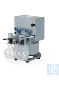 Chemistry diaphragm pump MD 4C NT +2AK, three stage, certification (NRTL):...