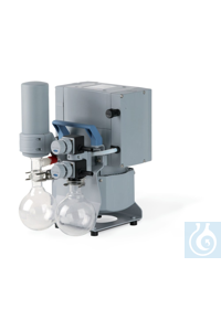 Chemistry vacuum system MD 4C NT +AK SYNCHRO+EK, 230 V / 50-60 Hz, CEE mains...