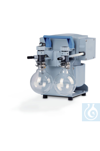 Chemistry vacuum system ME 4C NT + 2 AK, one stage, certification (NRTL):...