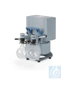 Chemistry vacuum system ME 8C NT +2AK, one stage, certification (NRTL): C/US...