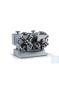 Chemistry diaphragm pump MV 10C EX VARIO --- Max. pumping speed 50/60 Hz...