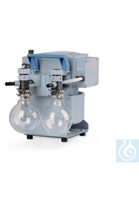 Chemistry vacuum system MZ 2C NT + 2 AK, two stage, certification (NRTL):...