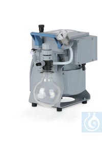 Chemie-Vakuumsystem MZ 2C NT +AK+M+D, Zertifizierung (NRTL): C/US 230 V/50-60...