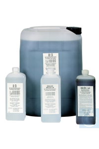 Rotary pump oil B, bottle of 1 liter Rotary pump oil B, bottle of 1 liter old...