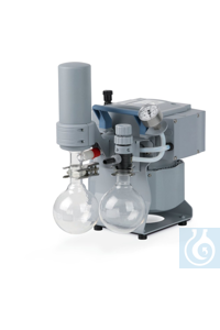 Chemistry pumping unit PC 101 NT with MZ 2C NT, manual flow control valve 230...