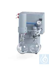 Chemistry pumping unit PC 201 NT with MD 4C NT, manual flow control valve 230...