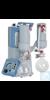 Chemie-Pumpstand PC 3001 VARIOpro IK Einlass mit Immissionskondensator,...