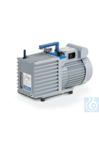 Rotary vane pump RE 6, one stage 230 V / 50-60 Hz, CEE mains cable Rotary...