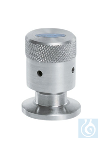 Air admittance valve VB 10, stainless steel, small flange KF DN 10 Air...
