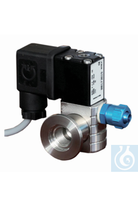 Air admittance valve VB M, KF DN 16 / G1/4, with 24V= with cable Air...