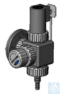 VACUU·LAN® Durchfluss-/Autoregelmodul VCL-B 11, VACUU·BUS, mit bestehend aus...
