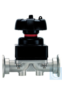 Diaphragm in-line valve VM 25 Diaphragm valve VM 25 --- --- Weight, approx....