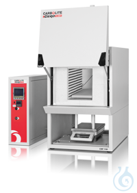 CWF-BAL 11/21 1100°C, 21 litre, Chamber 3216CC PID controller Chamber Furnace...