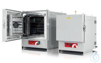 HTCR 5/28 500°C, 28 litre, ISO 14644 301 single ramp PID controller Class 6...