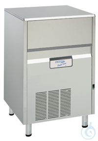 neoLab® Flockeneisbereiter mit Luftkühlung, Leistung 135 kg/Tag neoLab® Flake ice maker with air...