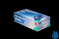 neoLab Nitril Einmalhandschuhe Blaubeere (Blueberry), Gr. L, 100 Stück/Box neoLab Nitril...