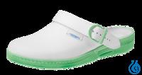 Abeba Allround Laborschuhe weiß, Größe 39 rutschhemmende Sohle mint Abeba Laboratory shoes,...