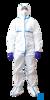 neoLab Chemikalienschutzanzüge, gemäß EN14605, Größe S, inklusive Überschuhe...