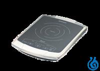 Induktionskochplatte, Edelstahlgehäuse, 2200 W Die schnellste und effektivste Art zu kochen!...