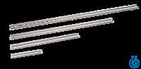 neoLab® Tripod rod, high-grade steel, 12 mm Ø, 750 mm long