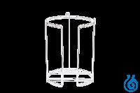 neoLab® Petrischalen-Gestell für Mini-Inkubator Petrischalen-Gestell für 6...