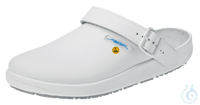 Abeba Labor- u.Schutzschuhe Gr.44 antistatisch Nr. 4-1157 Abeba Laboratory shoes smooth leather,...
