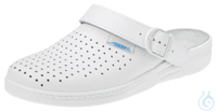 Abeba Labor- u.Schutzschuhe Gr.37 5007 mit Ventilationslochung Nr. 4-1160 Abeba Laboratory shoes...