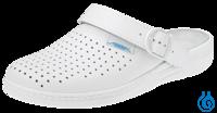 Abeba Labor- u.Schutzschuhe Gr.41 5007 mit Ventilationslochung Nr. 4-1164 Abeba Laboratory shoes...