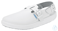 Abeba Occupational shoes, white, DIN EN 347-1, size 39