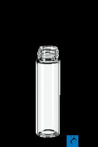 neochrom® Gewindeflaschen ND15, Klarglas, 12 ml, 100 Stck./Pack Schraubgewindeflaschen aus Glas...