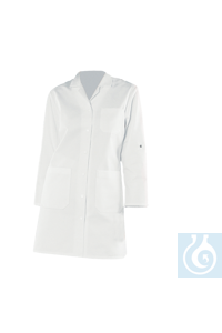 neoLab® Labormantel für Herren, 3/4 Länge, Mischgewebe, Gr. 48 neoLab® Laboratory coat for men,...